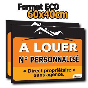 PANNEAUX A LOUER | Format ECO.